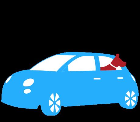 doggie_lama_event_taxi